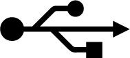 Simbolo USB