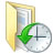 Icona di Cronologia file