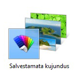 Salvestamata kujundus